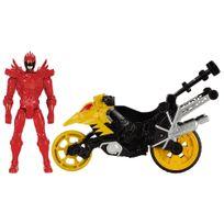 Power Rangers - Moto cascade et figurine 12cm - 43070