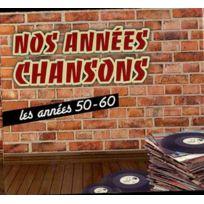 - Compilation - Nos années chansons 1950-1960