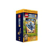 WARNER - coffret lego nexo knight saison 1