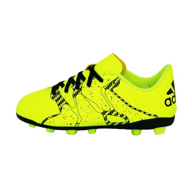 Adidas performance X 15 4 Fxg J Chaussures de Football