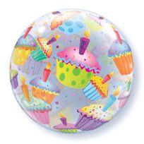 Qualatex - Ballon Cupcake Bubbles