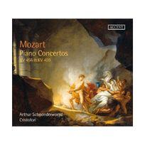 Accent - Mozart : Concertos pour Piano K456 et K459
