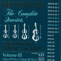 Delos - Quatuors A Cordes /VOL.3 : N°5 & 7 - Cd