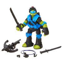 Giochi Preziosi - Figurine Tortue Ninja : Stealth Tech : Leonardo