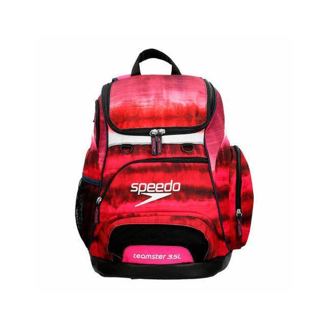 Speedo - Sac à dos de natation Speedo Teamster Backpack 35L rose 9cd6644c553d