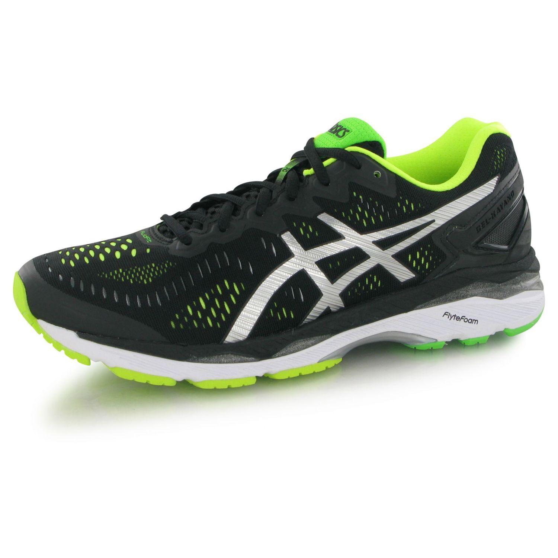 Asics - Gel Kayano 23 noir, chaussures de running homme 42 - pas cher Achat / Vente Chaussures running