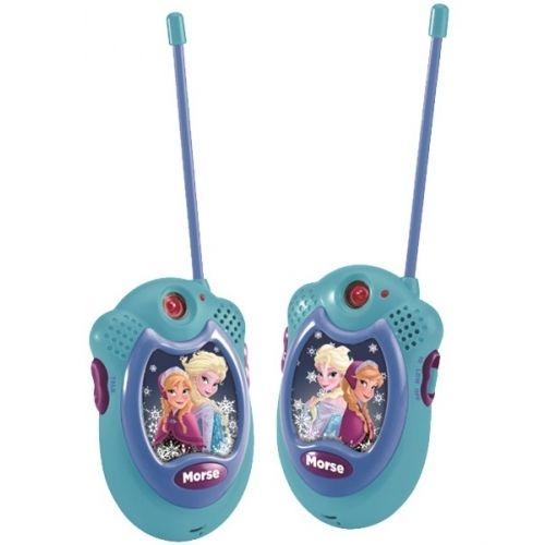 LA REINE DES NEIGES LEXIBOOK - REINE DES NEIGES - Talkies-walkies Analogues - TW06FZ