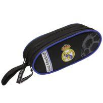 Real Madrid - Trousse Black Basic 22 Cm - 2 Cpt