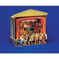 Aue Verlag - Maquette en carton : Théâtre de la nativité : La crèche