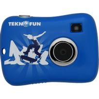 Teknofun - Appareil photo numérique : bleu