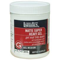 Liquitex - Professional Pot D'ADDITIF Gel Super ÉPAIS Mat 473 Ml