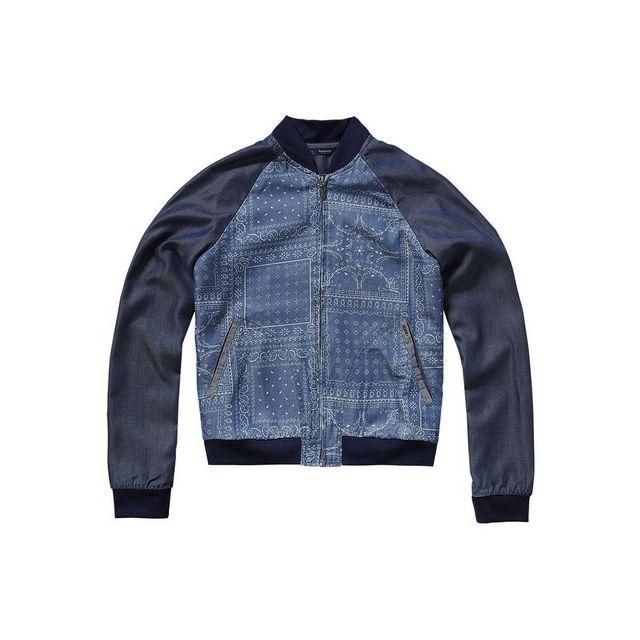 255ba6cb50c Pepe Jeans - Blouson Willow - pas cher Achat   Vente Blouson femme -  RueDuCommerce