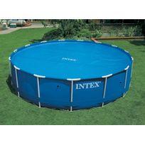 Intex - Bâche à bulles Ø 3,66 m