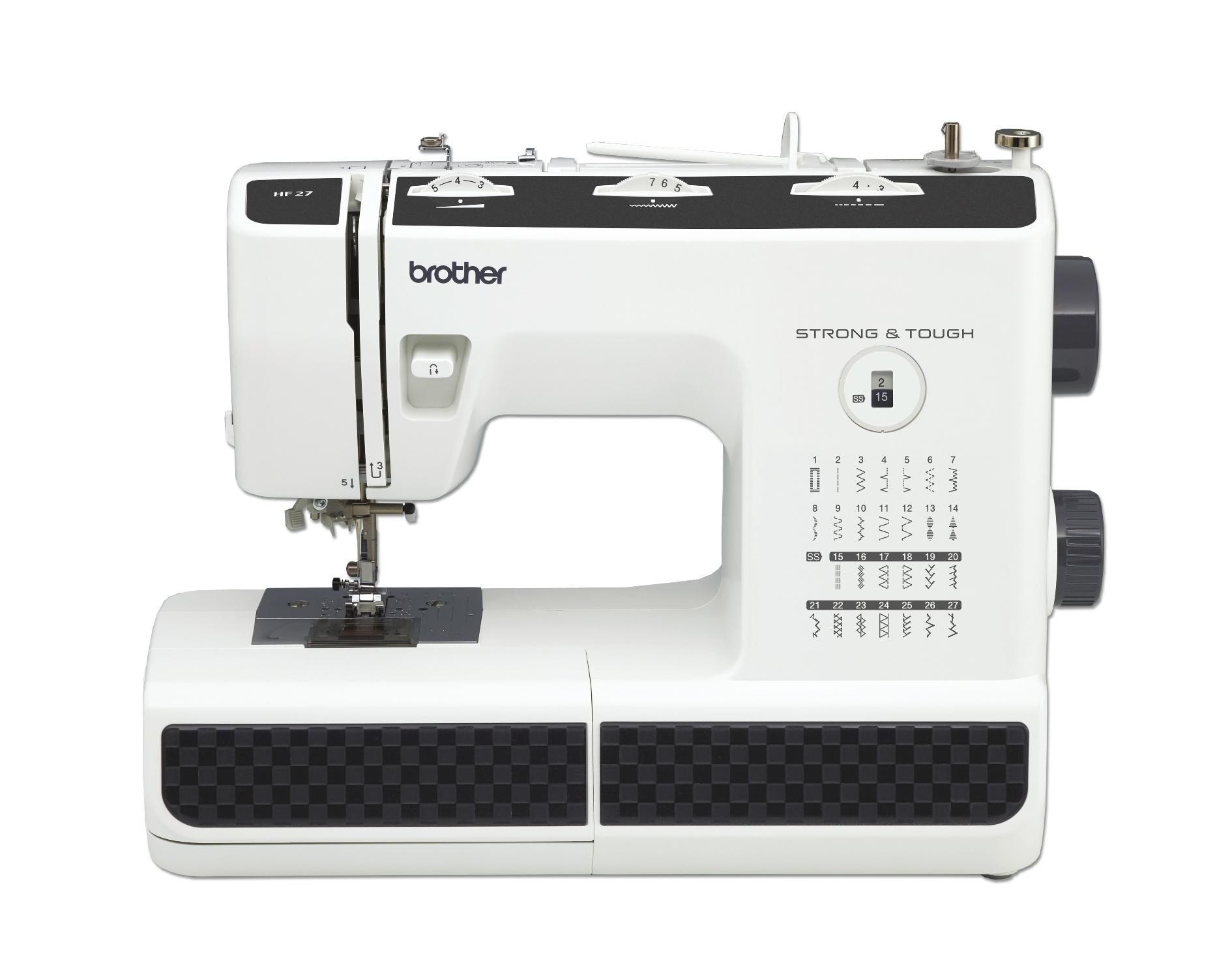 Machine à coudre 27 points - HF27VP1