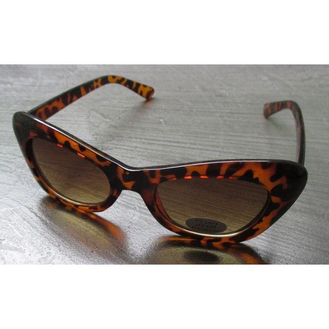 Up Leopard Cat Soleil De Eye Pin Petit Lunette Femme reCBdxo