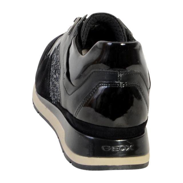 Geox Baskets D Shahira B D62N1B 0EWBC C9999 Black pas