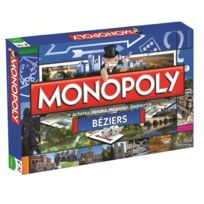 Winning Moves - Monopoly Béziers