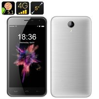 YONIS - Smartphone 5 Pouces 4G Android 5.1 Dual Sim 13Mp Smart Wake Gps 16Go