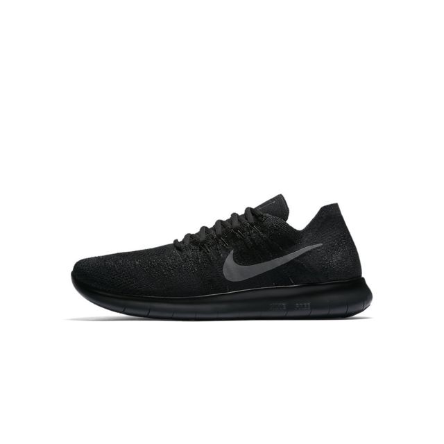 finest selection bd0a0 a9985 Nike - Basket Free Rn Flyknit - Ref. 880843-010 - pas cher Achat   Vente Baskets  homme - RueDuCommerce