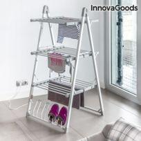 etendoir linge chauffant achat etendoir linge chauffant pas cher rue du commerce. Black Bedroom Furniture Sets. Home Design Ideas