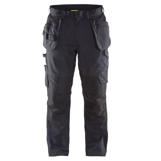 Blaklader Pantalon de travail Services Riptstop avec poches flottantes