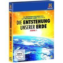 Sunfilm Entertainment - Die Entstehung Unserer Erde - Season 1 IMPORT Allemand, IMPORT Coffret De 4 Dvd - Edition simple