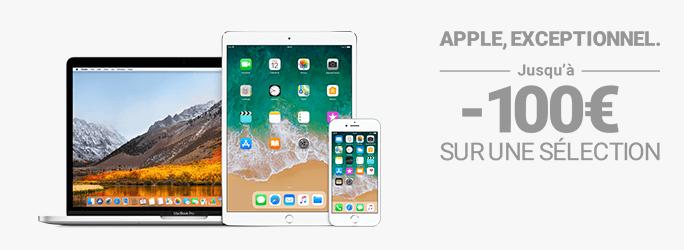 Apple -100€