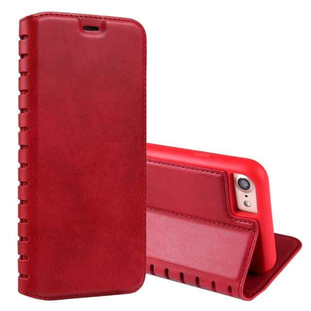 coque rouge pour iphone 8