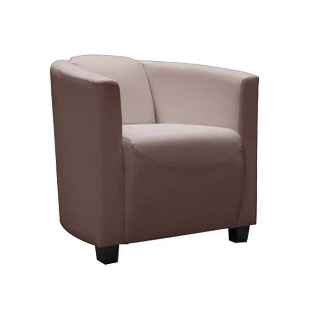 Altobuy Mangaby - Fauteuil Taupe