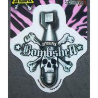 Universel - Sticker bombe bomshell bombe crane pirate autocollant us