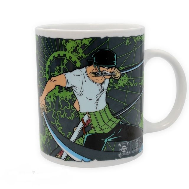 One Piece Mug Zoro & Emblem 320 ml