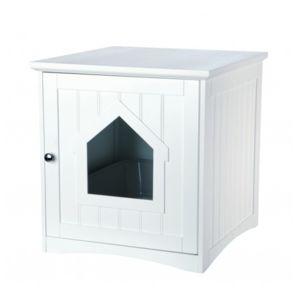 trixie cabine de toilette pour chat pas cher achat. Black Bedroom Furniture Sets. Home Design Ideas