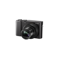 PANASONIC - Appareil photo compact - Lumix TZ100 noir