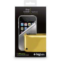 Bigben Interactive - Iphone Coque Rigide Rainbow Gold