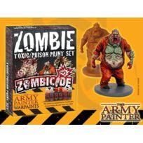 Guillotine Games - Jeux de société - Zombicide : Zombie Toxic / Prison Paint Set