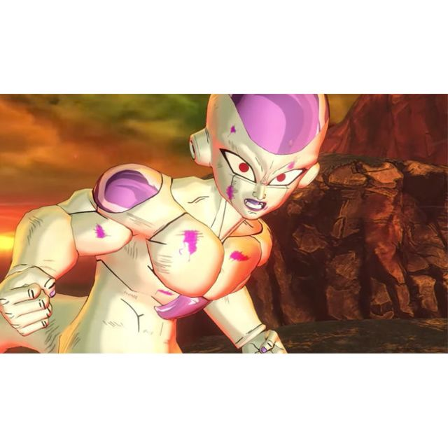 NAMCO BANDAI - SWITCH Dragon Ball Z XENOVERSE 2 - SWITCH