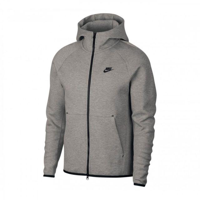 Nike Sweat à capuche Sportswear Tech Fleece 928483 063