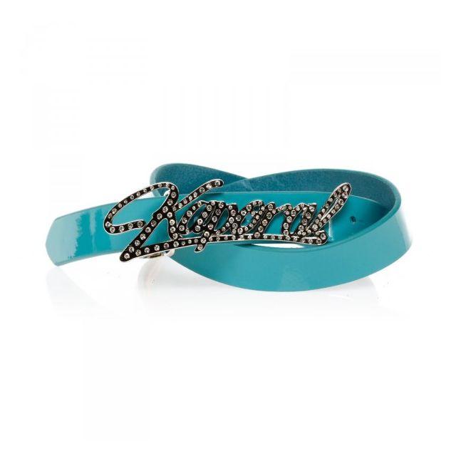 Kaporal 5 - Ceinture Kaporal Lady Fluo Turquoise Couleur Bleu - pas ... 90c85ac775a