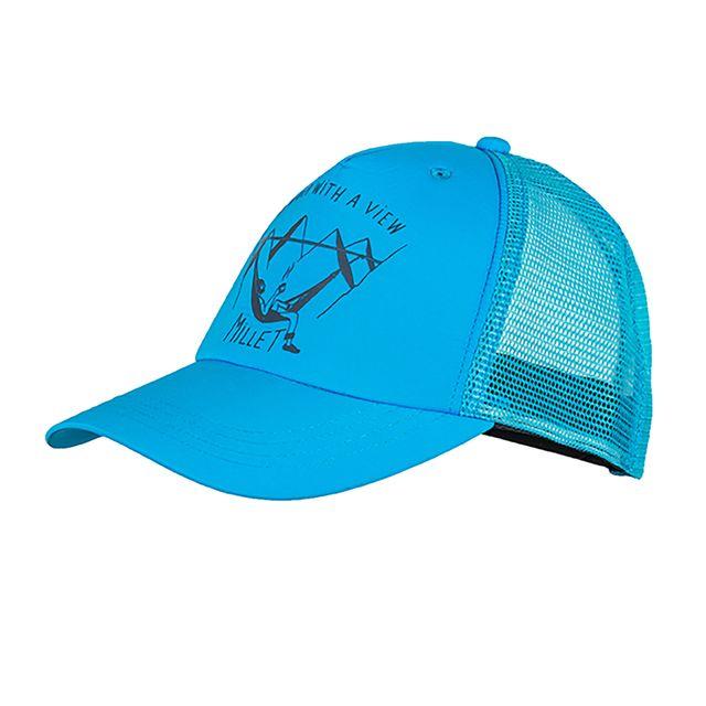 Millet - Casquette Logo Ii Electric Blue Homme Bleu - Taille unique - pas  cher Achat   Vente Casquettes, bonnets, chapeaux - RueDuCommerce 5b577ca8454