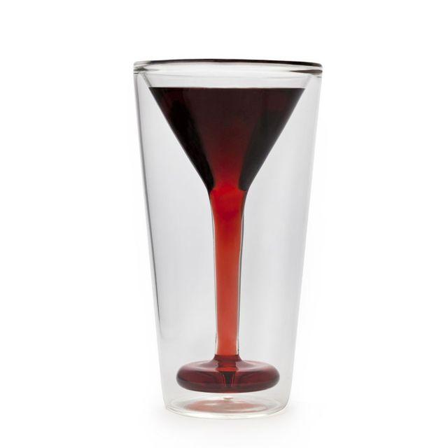 Kas Design Glasstini, le Verre à Apéritif