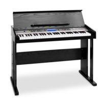 Schubert - Carnegy-61 Piano électrique 61 touches Midi noir