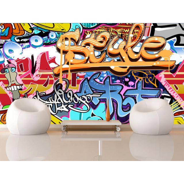 Declina Papier Peint Deco Adhesif Tag Top Vente Poster Xxl