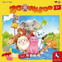 Pegasus Spiele - Zoowaboo NOMINIERT Zum Kinderspiel Des Jahres 2009