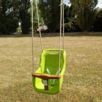 Lgri - Siège bébé pour portique : Vert et orange