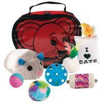 Trixie - Set de jouets variés pour chats - Lot de 7 jeux