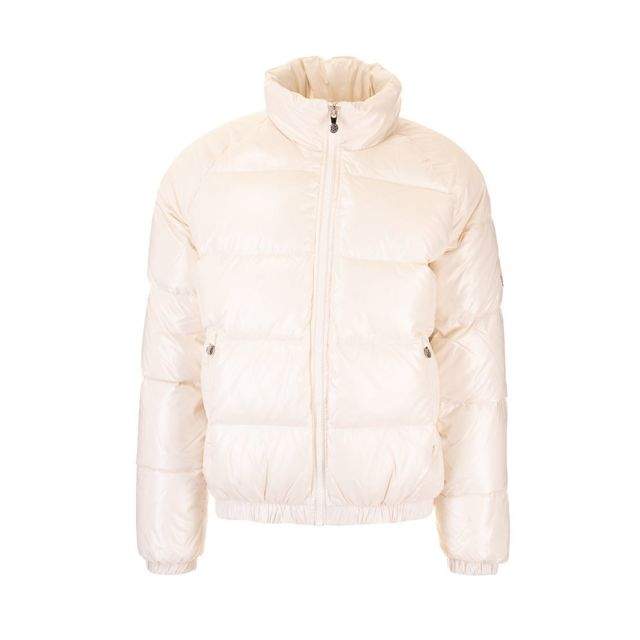 PYRENEX Homme Hmm016CHALK Blanc Polyamide Doudoune