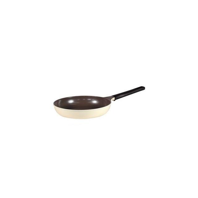 Cookut Poêle céramique 24 cm Moka
