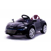 Autre - Voiture électrique Style R8 sport 12 V noire - voiture électrique pour enfant