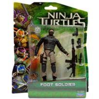 tortues ninja tortue ninja foot soldier avec accessoires figurine de 12 cm - Jeux Tortues Ninja Gratuit