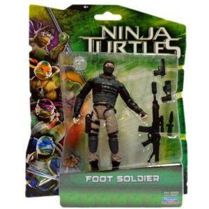 tortues ninja tortue ninja foot soldier avec accessoires figurine de 12 cm - Tortues Ninja Tortues Ninja
